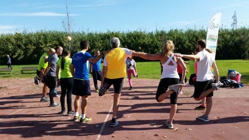 6piu outdoor Roma - Running e Fitwalking