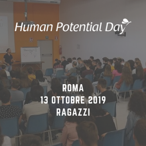 Human Potential Day - Ragazzi
