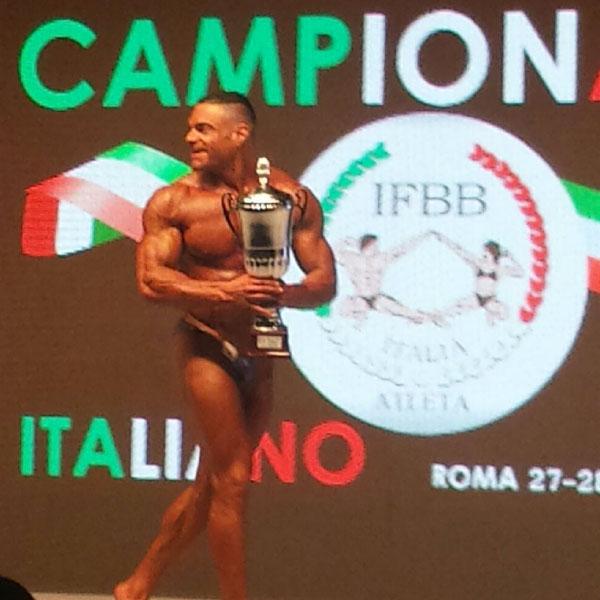 Carmine Giardino Bodybuilder