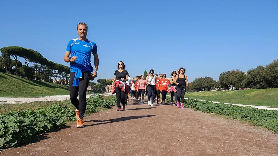 Andrea Giocondi 6piu running trainer