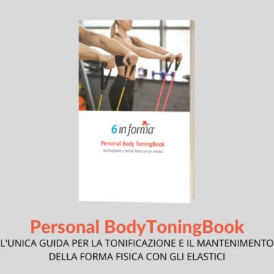 6più - libro Max Monaco sulla tonificazione con gli elastici