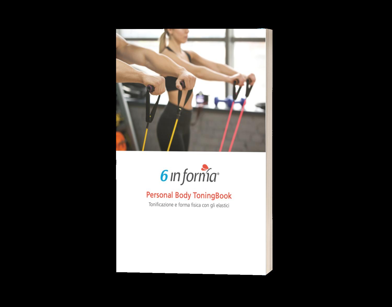 Libro Max Monaco 6più sulla tonificazione muscolare