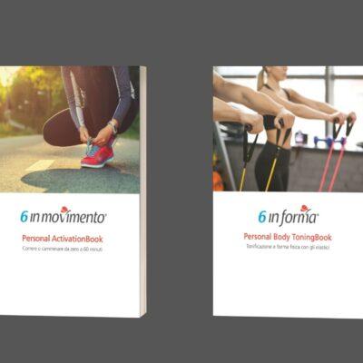 Max Monaco 6piu - offerta libri per correre ed elastici